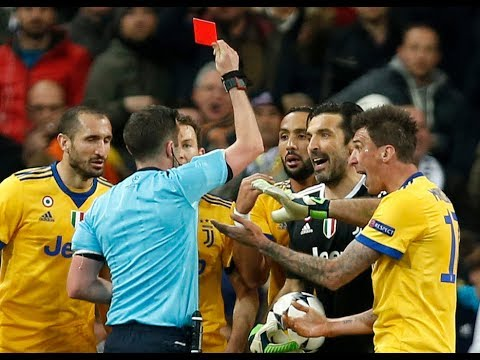 """Buffon overstepped the line in what he said about Michael Oliver"""