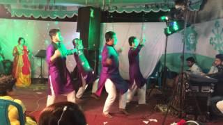 jamai 420 holud dance