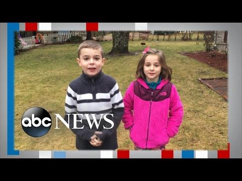 Trump Inauguration   Inside Rhode Island Family's Journey