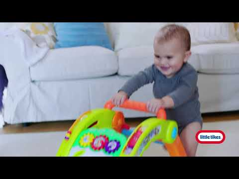Little Tikes | Fantastic Firsts 3-in-1 Activity Walker