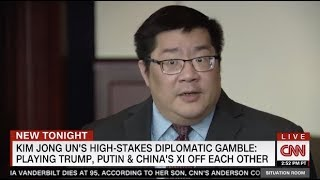 Dean Cheng: North Korea Playing U.S., Russia and China Against Each Other