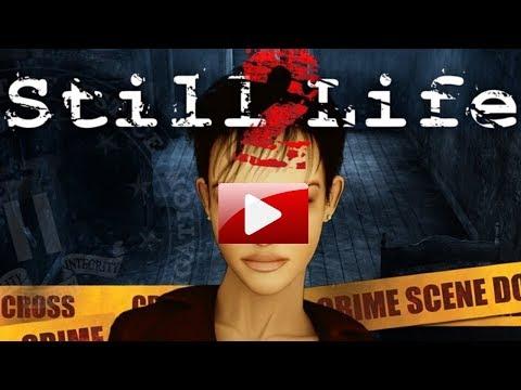 Обзор игры Still Life 2