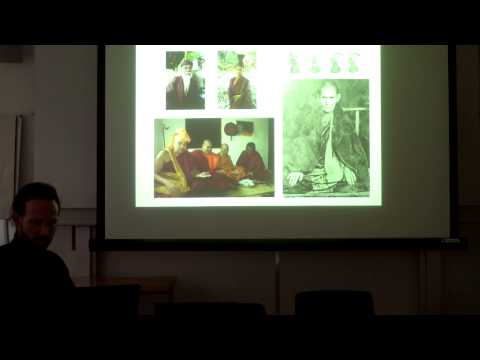Ian Baker, part one: 'Mercury use among contemporary alchemical practitioners in Burma'
