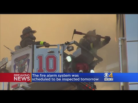 Residents Evacuate Dorchester Neighborhood After Massive Fire