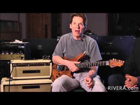 Jay Graydon Interview Part 1 - History W/ Rivera Amplification