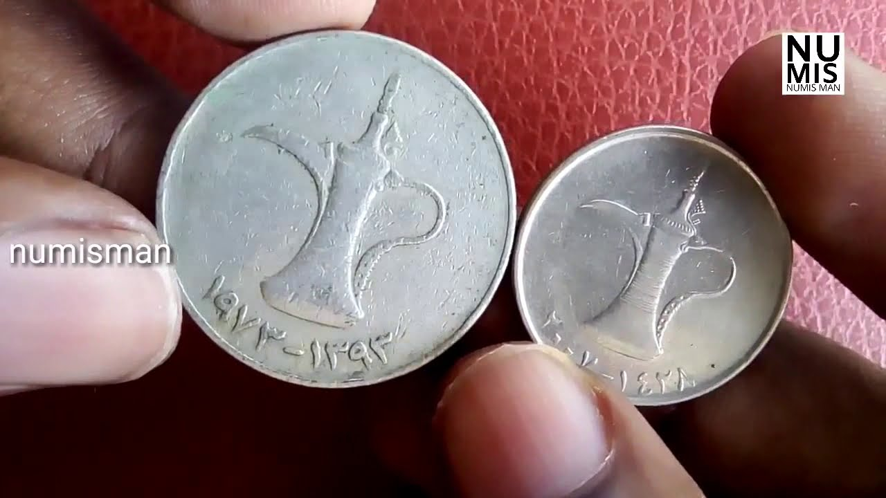 Dubai 1 Dirham Coin Value In India