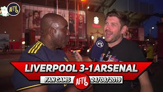 Liverpool 3-1 Arsenal | Emery Didn't Play To Your Strengths! Norwich Caused More Problems (RedmenTV)