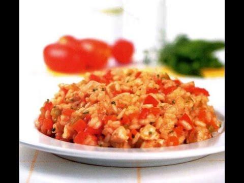 Мясо по итальянски с помидорами и оливками