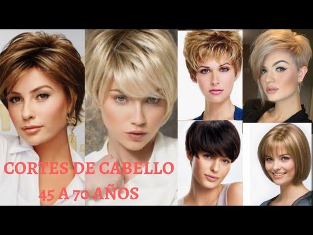 Corte De Cabello Corto Damas 2020 2021 Corte Pelo Mujer 2020 2021 Youtube