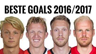 TOP 20 Goals 2016/2017