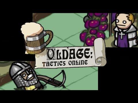 Oldage: Tactics Online Gameplay - This game is addicting!