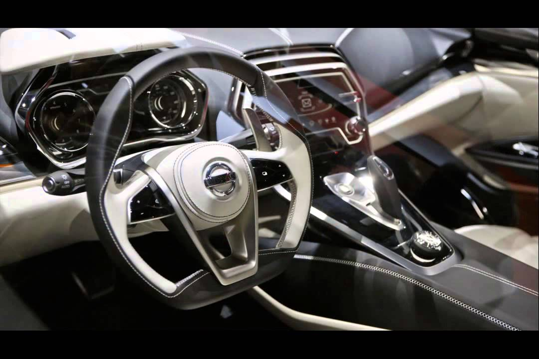 2015 nissan maxima sports sedan concept youtube. Black Bedroom Furniture Sets. Home Design Ideas