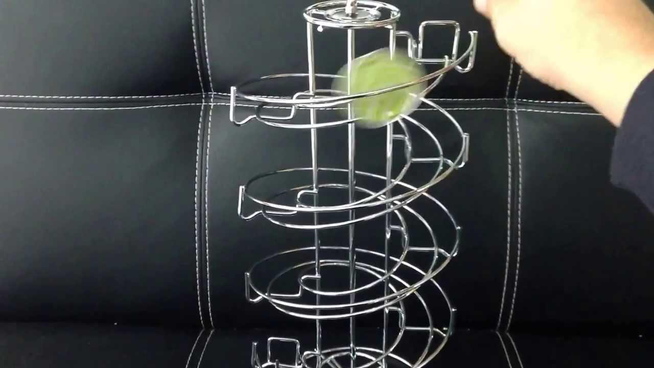 Molto Porta capsule girevole 40 pezzi - YouTube XJ54