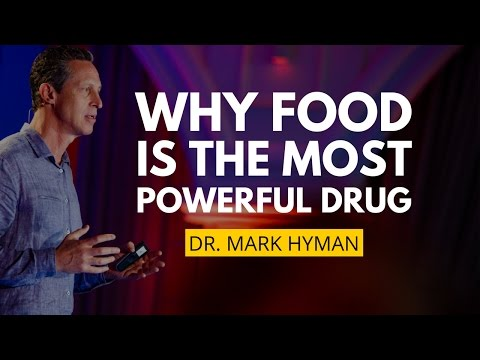 Why Food Is The Most Powerful Drug | Dr. Mark Hyman