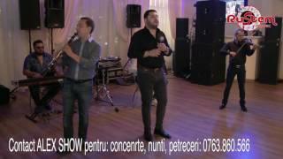 Alex Show - Da-r-ar naiba-n tine dragoste , Live 2016