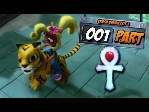 ¡Reliquia Platino en Midnight Run! | Crash B. 3 |  N. Sane Trilogy