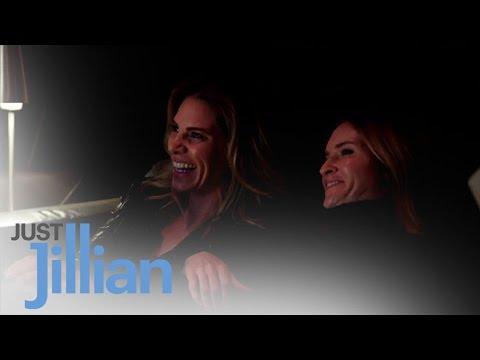 Jillian Michaels Makes Heartwarming Proposal Movie  Just Jillian  E!