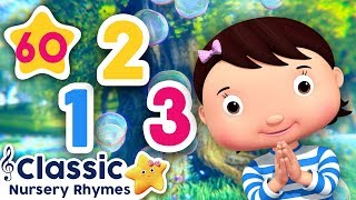 Numbers Song For Children 1-10 | +More Classic Nursery Rhymes | Little Baby Bum