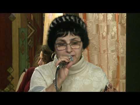 День матери поет ассирийская певица Сима Дуттова