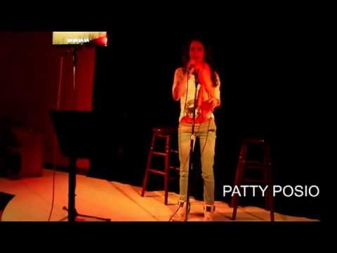 Only girl in the World.PATTY POSÍO. Museum karaoke Ourense