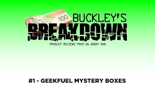Mystery Subscription Boxes - A Dose of Buckley (Buckley's Breakdown #1) thumbnail