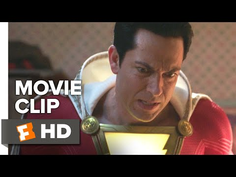 Shazam! Exclusive Movie Clip A Wizard Made Me Look Like This! (2019) | Movieclips Trailers