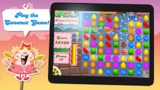 Candy Crush Saga — трейлер игрового процесса