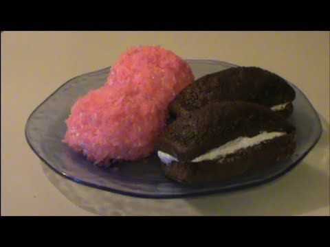 Homemade Suzy Qs and Snowballs - YouTube