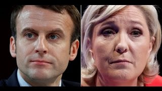 French Election - Centrist Neoliberal Vs Far-Right Populist