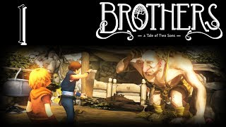 Brothers A Tale of Two Sons (Part 1/5) Walkthrough No Commentary Gameplay