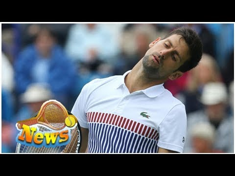 Djokovic elbow injury makes him a doubt for australian open