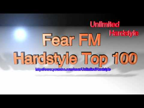 Fear FM hardstyle top 100 2011
