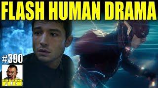 FLASH HUMAN DRAMA – Joker, Birds of Prey Teaser Incoming, IT Director Talks Flash Story