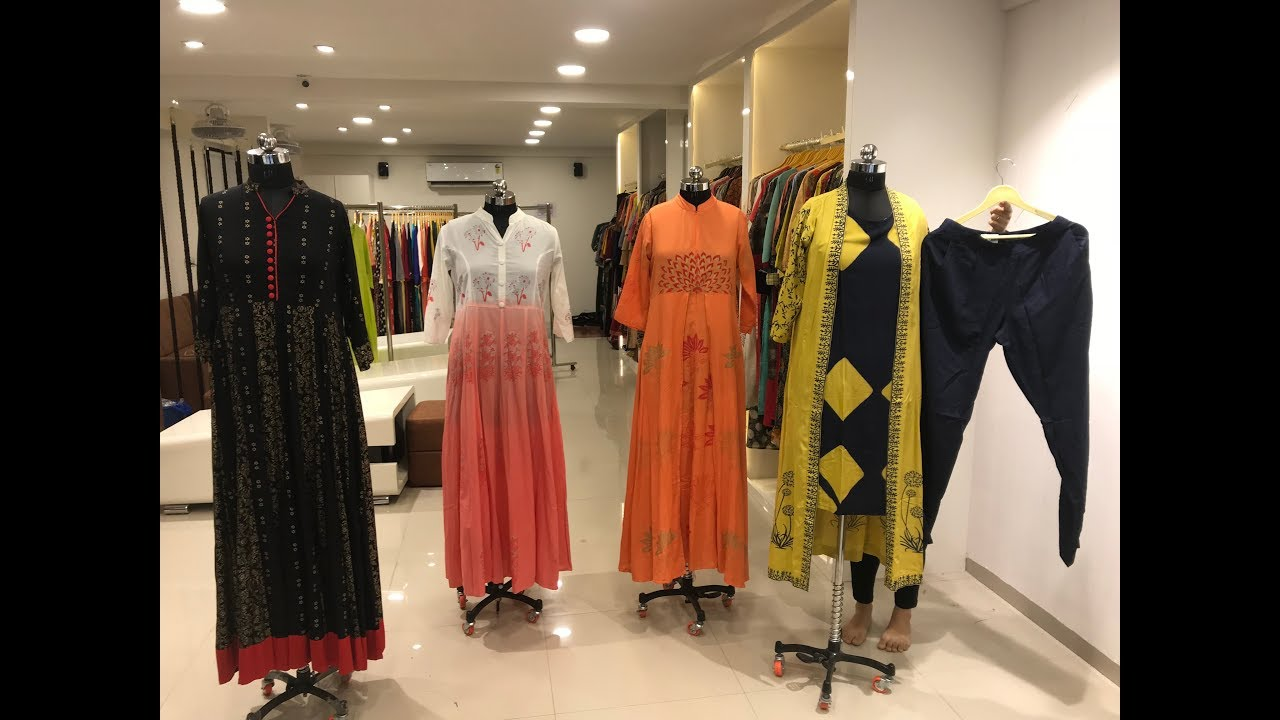COLLECTION OF DESIGNER KURTI FOR WHOLESALER PURCHASE | BOUTIQUE KURTI  DIRECT FROM MANUFACTURER