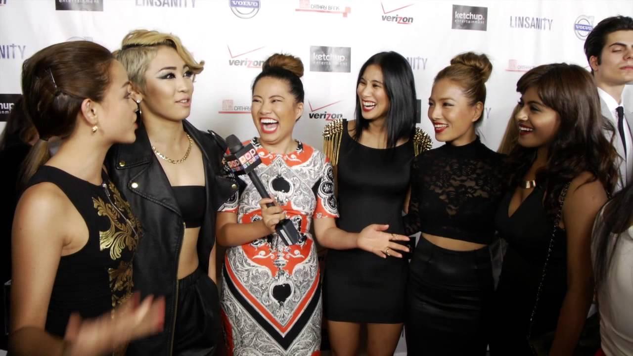 Blush Talks Making Jeremy Lin Blush! Which Band Member Has ...