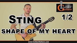 Sting - Shape Of My Heart - 1ère partie