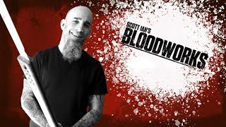 HAND RIPPING with Scott Ian's Bloodworks