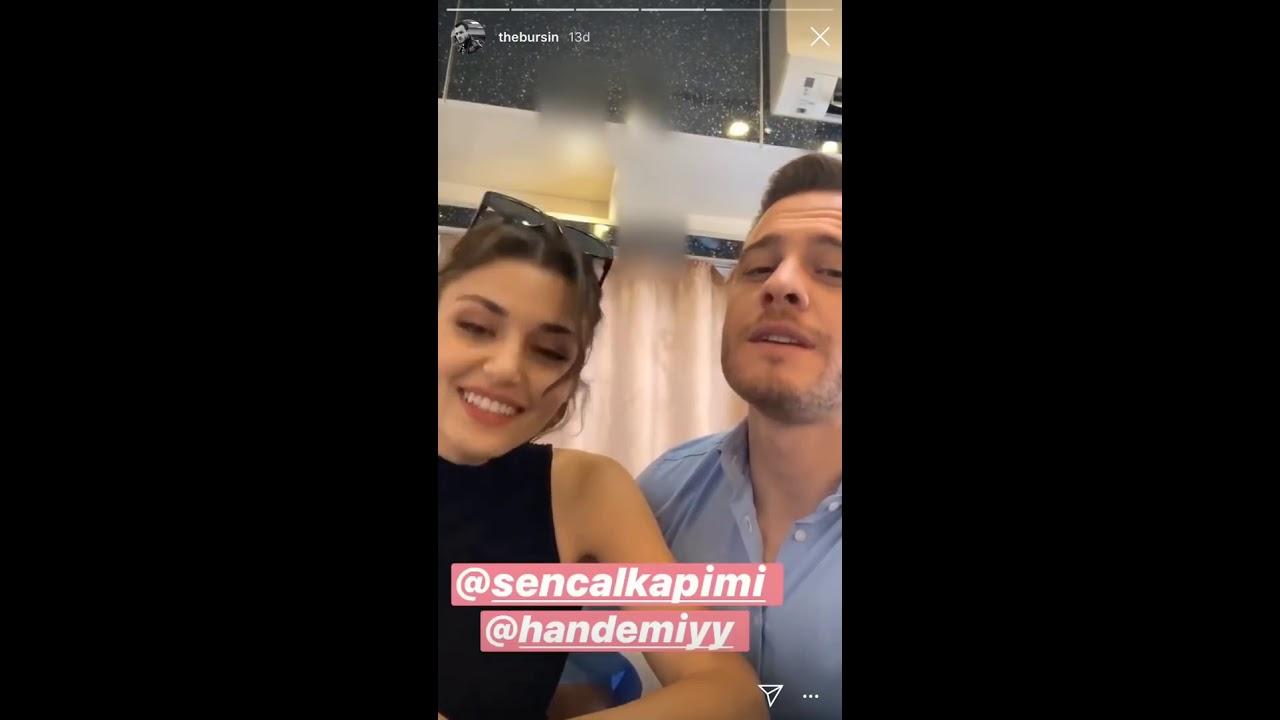Hande Erçel - Kerem Bursin