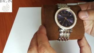 Обзор на оригинальные часы Michael Kors MK3353(Обзор на оригинальные часы Michael Kors MK3353 от магазина BAG-IN. Только в нашем магазине вы можете купить оригинальны..., 2016-07-15T11:21:06.000Z)