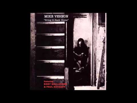 Mike VERNON - My say blues (featuring Paul KOSSOFF)