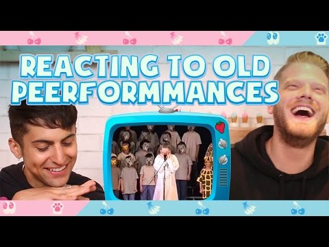 REACTING TO OLD PERFORMANCES