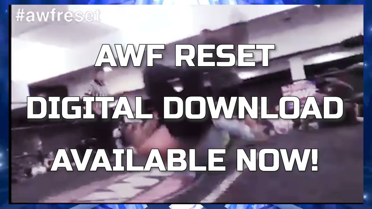 AWF Pro-Wrestling Reset from 12 March in Blacktown NSW Available now at AWF Pivotshare