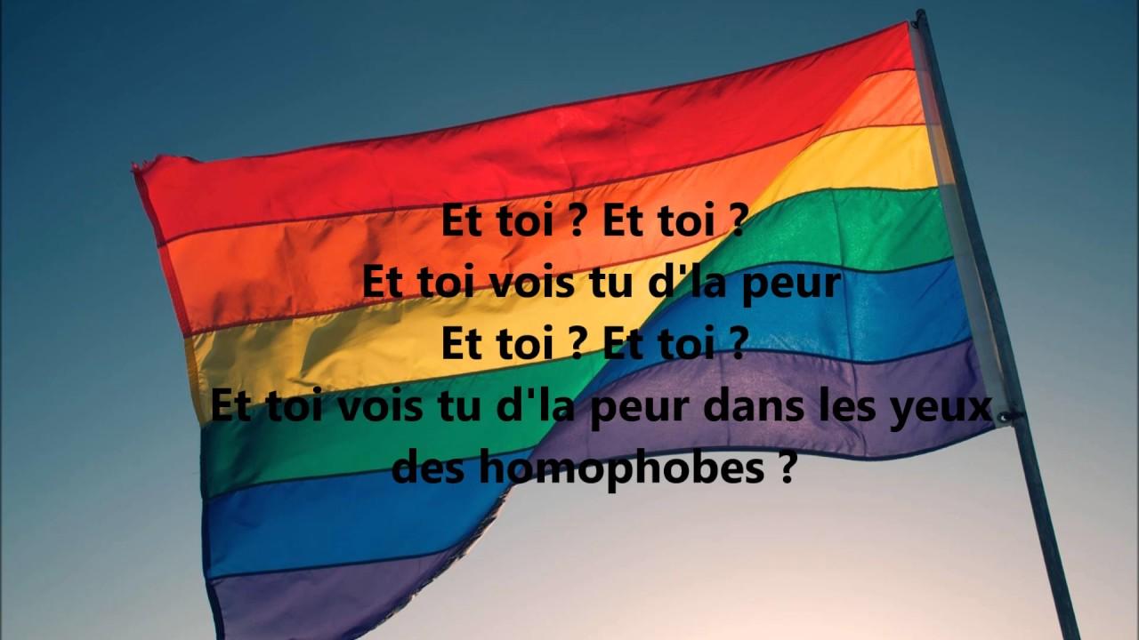 Kim Liberty Chanson Lgbt Les Yeux Des Homophobes Chanson Avec Paroles