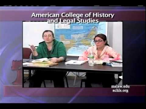 Full College Scholarships at The American College of History and Legal Studies