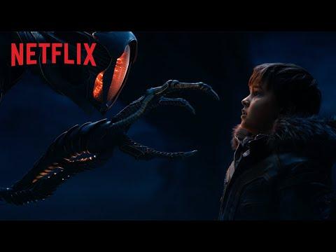 Perdidos no Espaço   oficial HD  Netflix