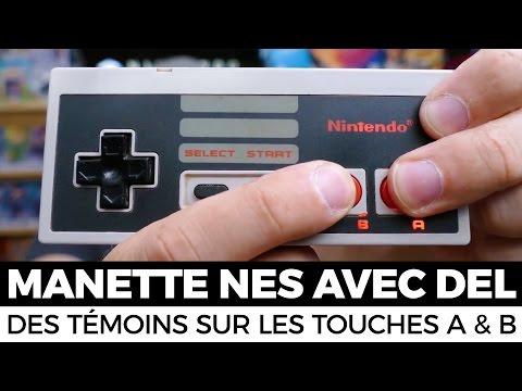 Bricoler une Manette de NES avec DEL : TOUJOURS PLUS DE LUMIÈRES!