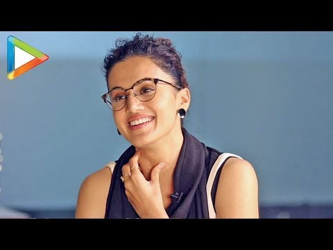 taapsee-pannnu-asks-shah-rukh-khan-when-will-he-do-a-film-with-her- -rapid-fire- -badla