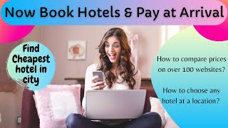 How to Find Best Hotels at Cheapest Price | Trivago | Hotel Price Comparison tool | #hotels #trivago screenshot 2