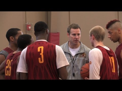 All-Access with Fred Hoiberg and Iowa State Basketball