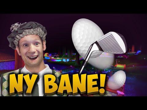 Golf med venner - NYE BANER!